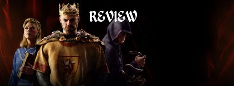 Review – Crusader Kings 3 is a Game without Competition