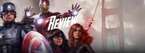 Marvel's Avengers Review – Not Bad, Should Only Get Better!