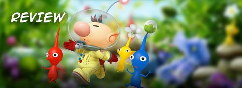 Pikmin 3 Deluxe Review - Nintendo Can Make Strategies!