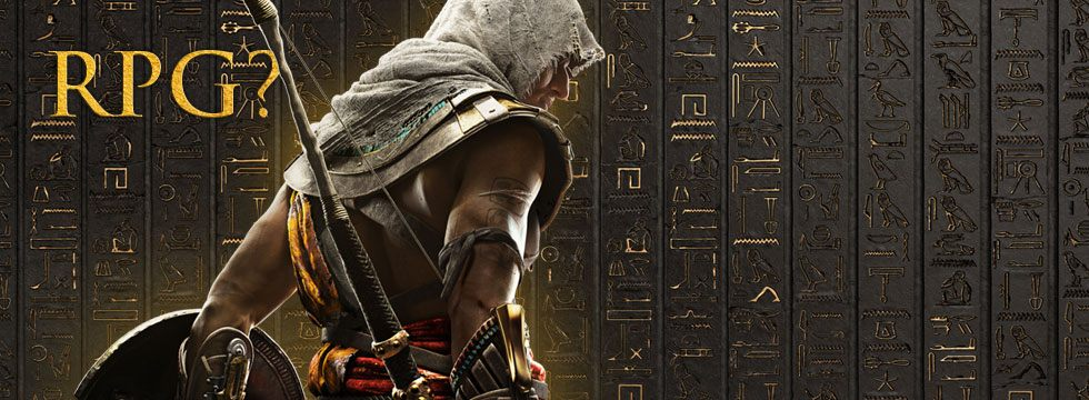 Will Assassin's Creed Origins be a full-fledged RPG?