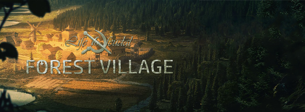 Life is Feudal: Forest Village hands-on – serious survival Settlers