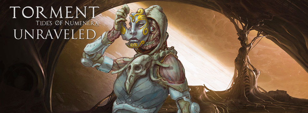 """Torment: Tides of Numenera Unraveled: """"It will be a literary experience that will require some thought to fully enjoy"""""""