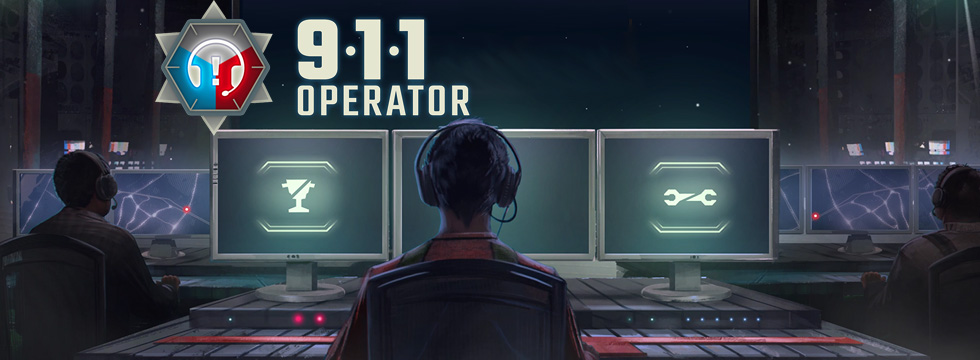 911 Operator Review – Emergency Dispatch Center Simulator