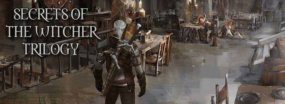 Behind the scenes of The Witcher trilogy with CD Projekt RED