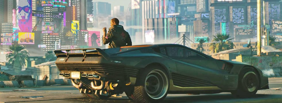 Sunny Cyberpunk is not a bad thing, so don't worry about Cyberpunk 2077