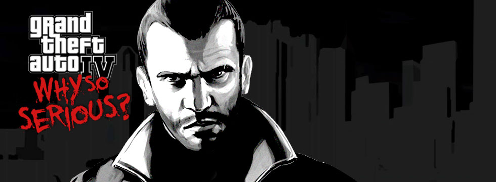 Let's Take a Look Back at Grand Theft Auto IV – The Most Serious Game in the GTA Series