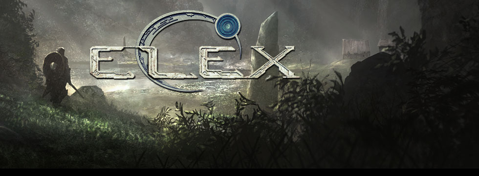 First Look at Elex - The Science Fantasy RPG from The Creators of Gothic