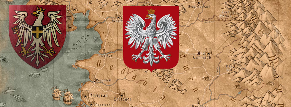 Is Redania a witcher-image of Poland? Analysis of The Witcher 3: Wild Hunt & original books