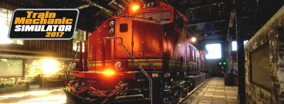 Train Mechanic Simulator 2017 Review – I like trains