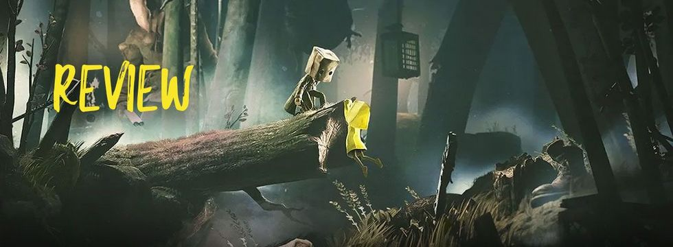 Little Nightmares 2 Review - Cant' Sleep, Monster Will Eat Me