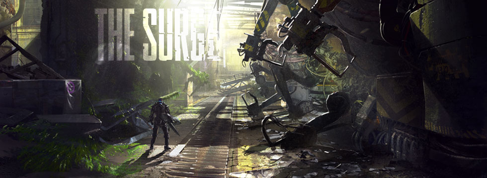 The Surge: futuristic Dark Souls by the creators of Lords of the Fallen