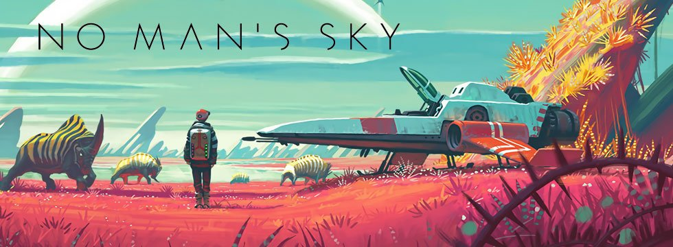 No Man's Sky Review – in space no one can hear you yawn