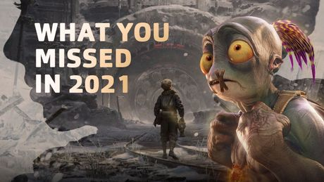 Good Video Games You Might Have Missed - Q1&2 2021