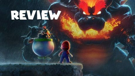 Super Mario 3D World + Bowser's Fury Review. Two Great Games in One!