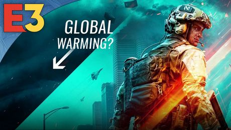 So Does Battlefield 2042 Only Pretend It's Not About Climate Change?