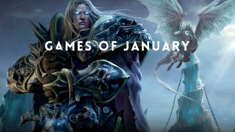 Games Coming in January 2020 – New Releases