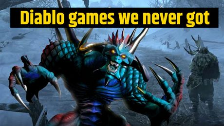 Blizzard's Deleted Projects - Diablos We Never Got
