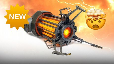 10 Coolest Video-Games Weapons