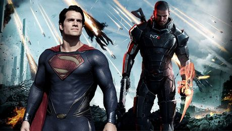 Henry Cavill teases a secret project?