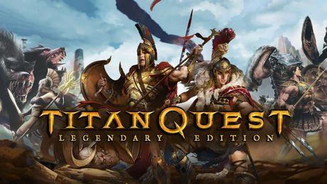 Titan Quest: Legendary Edition Announced