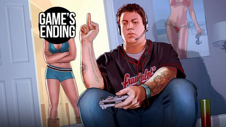 Seen the end of GTA 5? Probably not