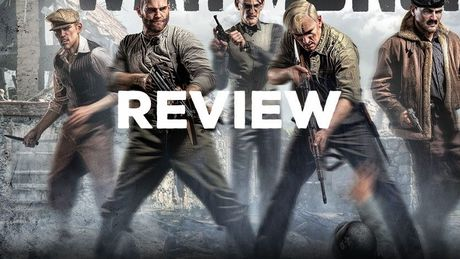 War Mongrels review
