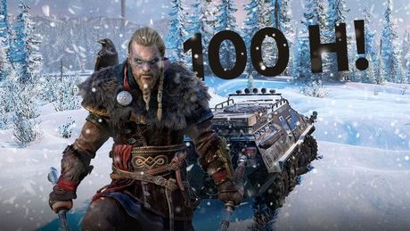 The Best 2020 Games For Over 100 Hours
