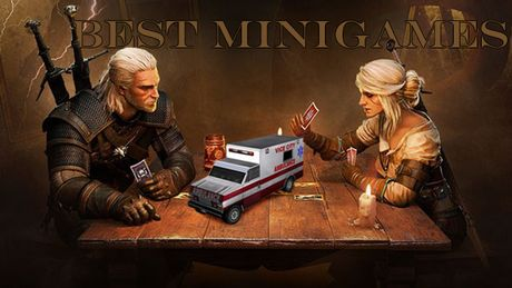 Not Just Story – The Best Mini-Games