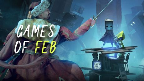The Best Games Releasing in February 2021