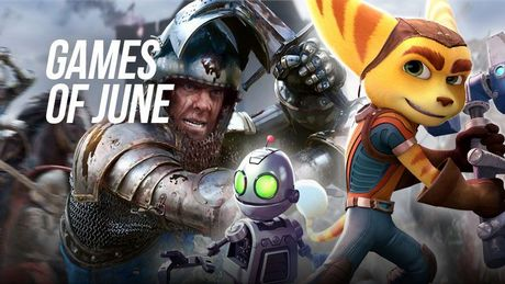 Best Video Game Releases of June 2021