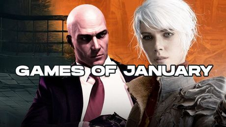 The Best Games Releasing in January 2021