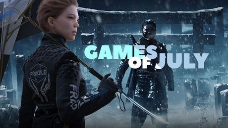 Games of July – The Best Releases of Summer 2020