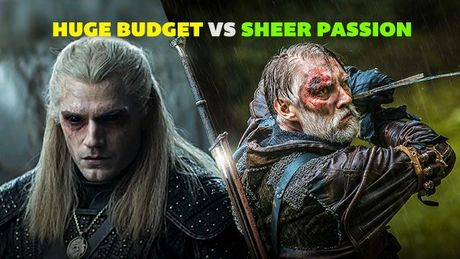 No Money? No Problem! Alzur's Legacy – the Ambitious, Independent Witcher Movie