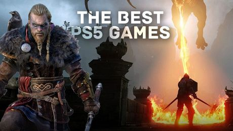 The Best New Games for PS5