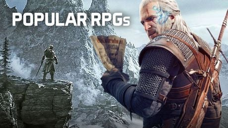 12 Best-Selling RPGs - The Most Popular Role-Playing Games