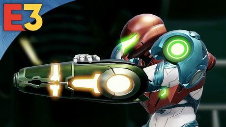 Metroid Dread announced