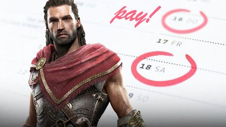Games have two release dates these days. You need to pay for the earlier one