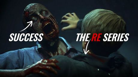 The Hard-Earned Success that Nearly Killed Resident Evil