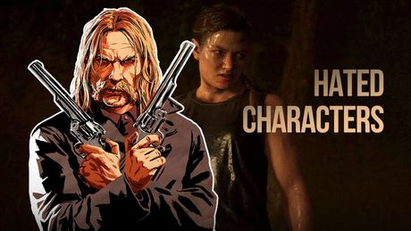 12 Most-Hated Video Games Characters