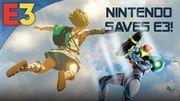 Nintendo showed up to E3 prepared