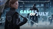 Games of July 2020