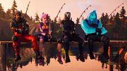 Fortnite Is Back Online!