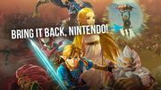 Hyrule Warriors: Age of Calamity needs this!